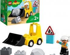 LEGO Duplo - Radlader Baufahrzeug