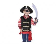 Verkleidungs-Set Pirat