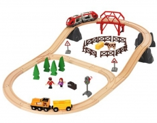 BRIO Country Reisezug Set in der Kunststoffbox