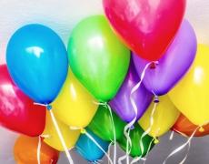Ballon Gas Helium zu Mitnehmen