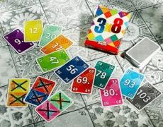 Amigo - 3 x 8      8+