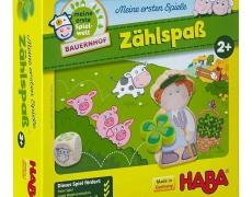 HABA Zählspaß 2+