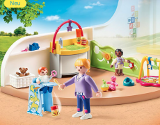 Playmobil City Life - Krabbelgruppe