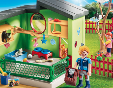 Playmobil City Life - Katzenpension