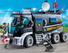Playmobil City Action - SEK-Truck mit Licht und Sound