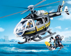 Playmobil City Action - SEK-Helikopter