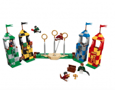 LEGO HARRY POTTER Quidditch Turnier
