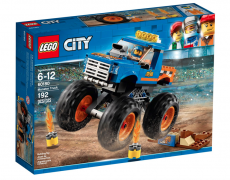 LEGO CITY Monster-Truck