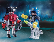 Playmobil Duo Pack - Spacepolizist und Ganove