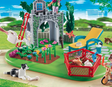 Playmobil SuperSet - Familiengarten