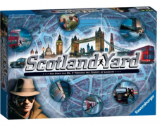 Ravensburger - Scotland Yard      8+