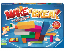 Ravensburger - Make 'n' Break      8+