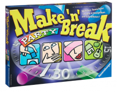 Ravensburger - Make 'n' Break Party      10+