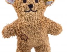 Steiff Baby-M/ädchen Mit Teddyb/ärmotiv Jacke