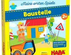 HABA Meine ersten Spiele - Baustelle      2+