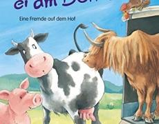 Hällo, ei äm Betti!: Eine Fremde auf dem Hof