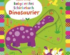 Babys erstes Schiebebuch: Dinosaurier