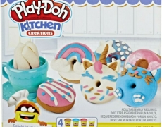 Play-Doh Kitchen Creations Bunte Donuts Set