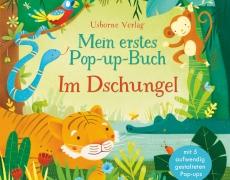 Mein erstes Pop-up-Buch: Im Dschungel