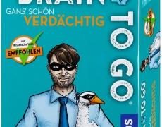 KOSMOS - Brain to Go - Gans schön verdächtig      8+