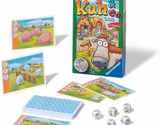 Ravensburger - Kuh und Co      4+