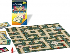Ravensburger - Escape the Labyrinth      6+