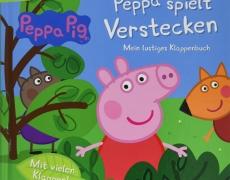 Peppa spielt Verstecken - Pappbilderbuch mit Klappen