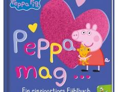 Peppa mag… - Ein einzigartiges Fühlbuch