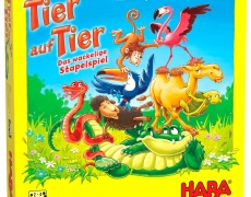 HABA Tier auf Tier - Das wackelige Stapelspiel      4+
