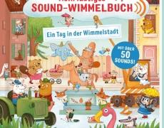 Mein lustiges Sound-Wimmelbuch - Mit über 50 Sounds!
