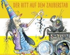 Zilly und Zingaro - Der Ritt auf dem Zauberstab