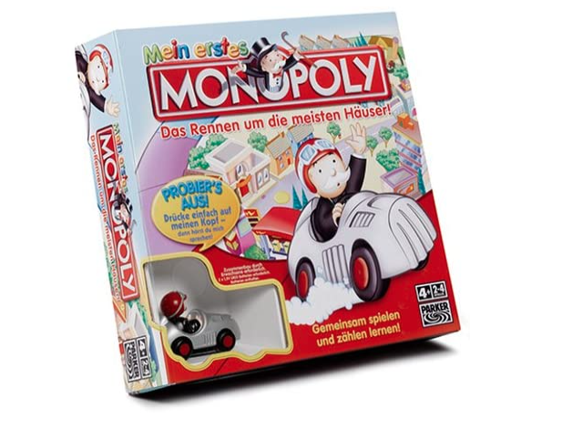 Mein erstes Monopoly      4+