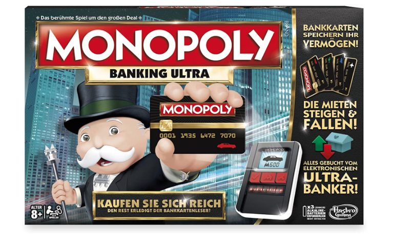 Monopoly - Banking Ultra      8+