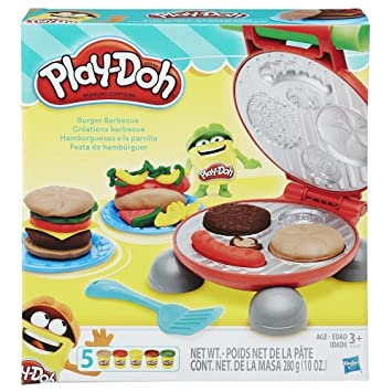 Play-Doh Burger Grill