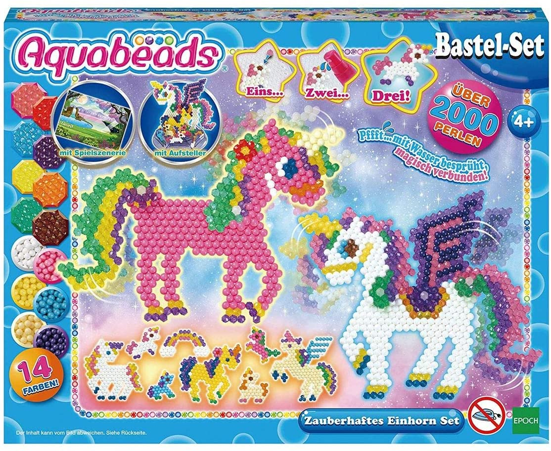 Aquabeads Einhorn-Set