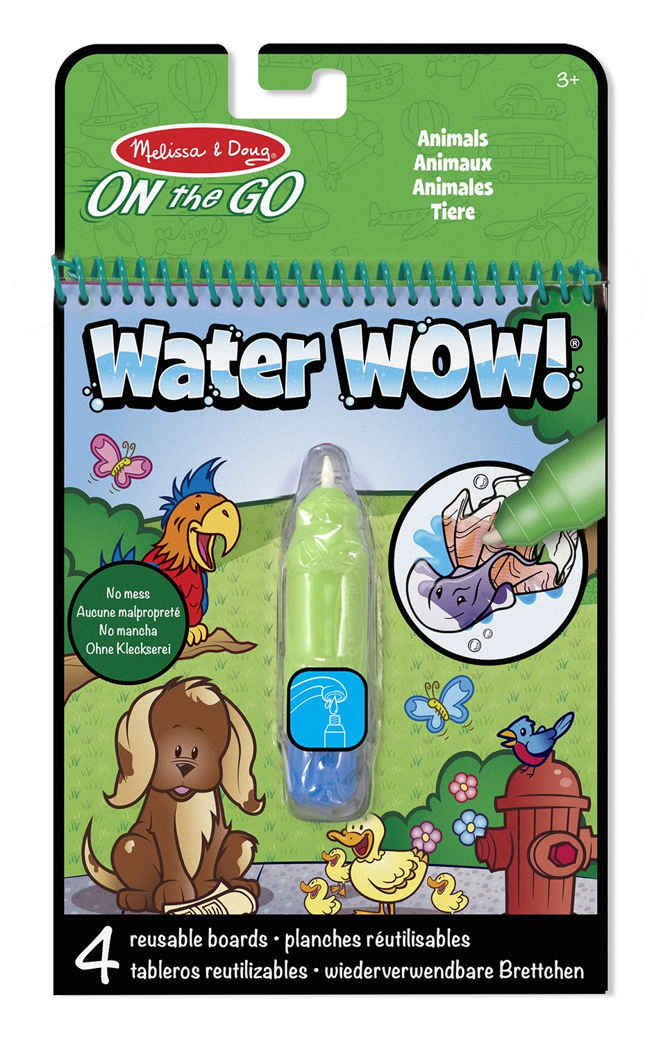 Water WOW - Tiere